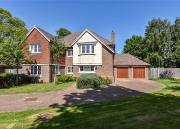 Thumbnail 4 bed detached house for sale in Abercorn Walk, Old Rectory Drive, Eastergate, Chichester
