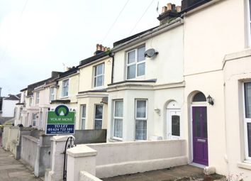 Thumbnail 4 bedroom property to rent in Lower South Road, St. Leonards-On-Sea