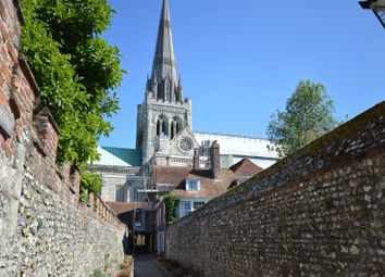 Thumbnail 2 bed flat to rent in St Richards Walk, Canon Lane, Chichester