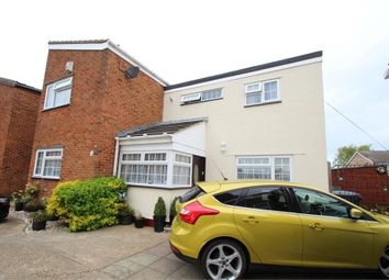Thumbnail 5 bedroom link-detached house for sale in Tintern Close, Ipswich
