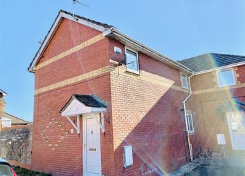 Thumbnail 3 bed semi-detached house to rent in Ty Bryn, Tredegar
