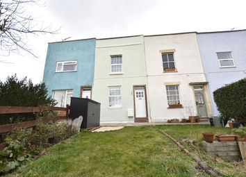 Thumbnail 2 bed terraced house for sale in Clifton View, Bristol