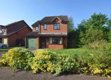 Thumbnail 4 bed detached house for sale in Holst Crescent, Browns Wood, Milton Keynes