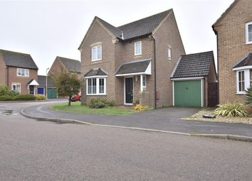 Thumbnail 3 bed detached house to rent in The Paddock, Longworth, Abingdon, Oxfordshire