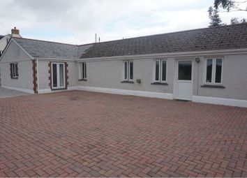 Thumbnail 6 bed detached bungalow for sale in Carpalla, St. Austell