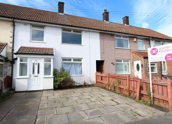 Thumbnail 3 bedroom town house for sale in Elloway Road, Speke, Liverpool