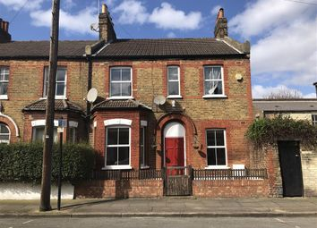 Thumbnail 3 bed end terrace house for sale in Chetwode Road, London