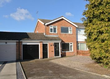Thumbnail 3 bed semi-detached house to rent in Elmore Close, Binley, Coventry