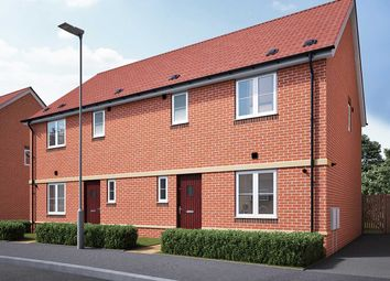 """Thumbnail 3 bed detached house for sale in """"The Elliot A"""" at Halstead Road, Kirby Cross, Frinton-On-Sea"""