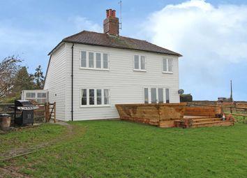 Thumbnail 4 bed detached house for sale in Puddingcake Lane, Rolvenden, Cranbrook