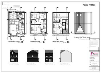 Thumbnail 5 bedroom semi-detached house for sale in Plot 6, 237 Westminster Road, Birmingham