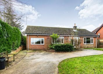Thumbnail 2 bed detached bungalow for sale in Mill Lane, Welton-Le-Marsh, Spilsby