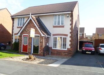 Thumbnail 2 bed semi-detached house to rent in Kennett Drive, Leyland