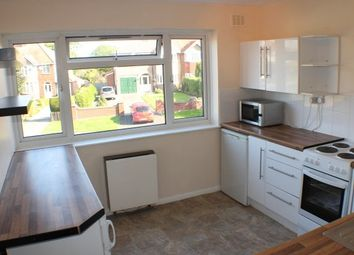 Thumbnail 2 bed flat to rent in Heathcote Road, Whitnash, Leamington Spa