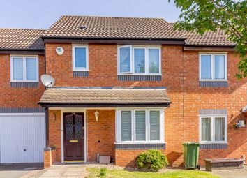 Thumbnail 3 bed terraced house for sale in St. Fremund Way, Leamington Spa, Warwickshire