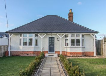 Weyhill, Andover, Hampshier SP11. 2 bed bungalow for sale