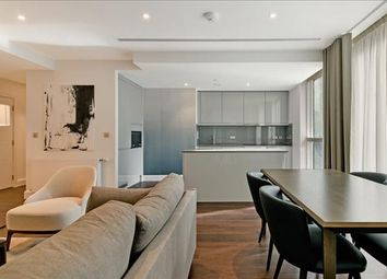 Thumbnail 2 bed flat to rent in Ostro Tower, Canary Wharf, London