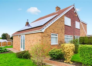 Thumbnail 3 bedroom semi-detached bungalow for sale in King Edwards Avenue, Allerton Bywater