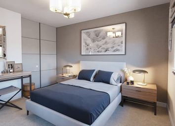 """Thumbnail 4 bed end terrace house for sale in """"Leven"""" at Whimbrel Way, Braehead, Renfrew"""