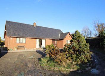 Thumbnail 3 bed detached bungalow for sale in Llansantffraid