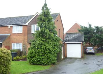 Thumbnail 2 bed end terrace house to rent in Vincenzo Close, North Mymms, Hatfield