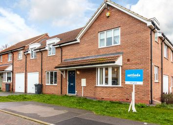 Thumbnail 3 bed terraced house for sale in Dunire Close, Leicester, Leicestershire