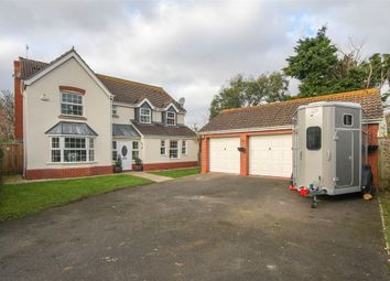 Thumbnail 5 bed detached house for sale in 10 Manor Close, Berrow, Somerset