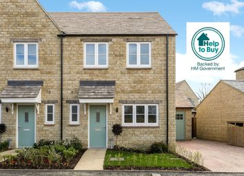 Thumbnail 3 bed semi-detached house for sale in Plot 5, Deanfield Grange, Milton Road, Shipton-Under-Wychwood, Oxfordshire