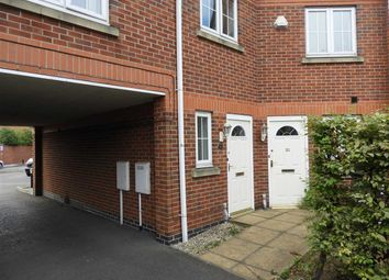 Thumbnail 2 bed end terrace house to rent in Grants Yard, Burton-On-Trent