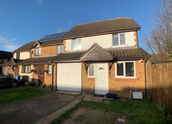 Thumbnail 3 bed end terrace house for sale in Golding Way, Glemsford, Sudbury