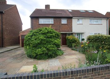 Thumbnail 3 bed terraced house for sale in Stansted Crescent, Bexley