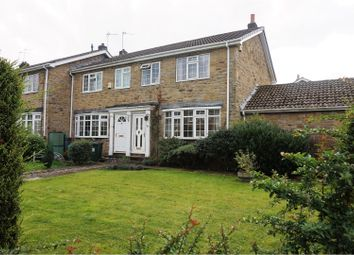 Thumbnail 3 bed end terrace house for sale in Deer Park Court, Monk Fryston