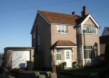 Thumbnail 3 bed detached house to rent in Smith Avenue, Old Colwyn, Colwyn Bay