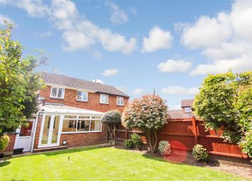 3 bed semi-detached house for sale in Wheatsheaf Road, Alconbury Weston, Huntingdon PE28