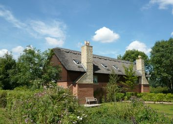 Thumbnail 4 bed link-detached house for sale in Lower Mill Estate, Somerford Keynes, Cirencester