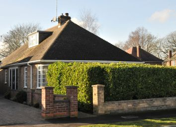 Thumbnail 3 bedroom bungalow for sale in Gordon Way, Peterborough