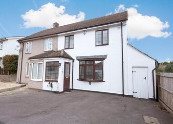 Thumbnail 3 bed end terrace house for sale in Liphook Road, Watford