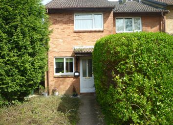Thumbnail 2 bed end terrace house for sale in Troon Close, Ifield, Crawley, West Sussex.