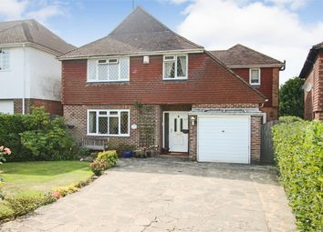 Thumbnail 4 bed detached house for sale in Garden Wood Road, East Grinstead, West Sussex