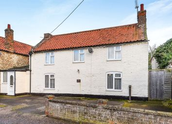 Thumbnail 3 bed detached house for sale in Lynn Road, Stoke Ferry, King's Lynn
