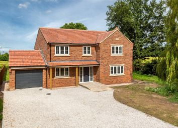 Thumbnail 5 bed detached house for sale in Hull Road, Hemingbrough, Selby