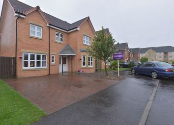 Thumbnail 5 bed detached house for sale in Plover Crescent, Dunfermline