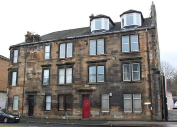 Thumbnail 4 bed flat for sale in Canal Street, Paisley