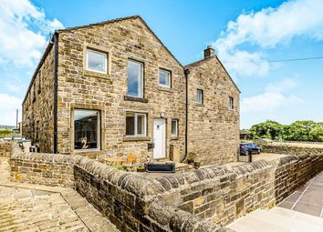 Thumbnail 4 bedroom semi-detached house for sale in Blackmoorfoot, Linthwaite, Huddersfield