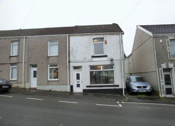 Thumbnail 3 bed terraced house for sale in Llangyfelach Road, Treboeth, Swansea