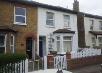 Thumbnail 3 bed semi-detached house to rent in Park Road, Colliers Wood, London