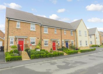 Thumbnail 3 bed terraced house to rent in Oatway Road, Tidworth, Wiltshire