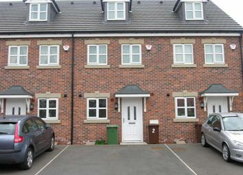 Thumbnail 3 bed town house to rent in Rachael Court, Horbury