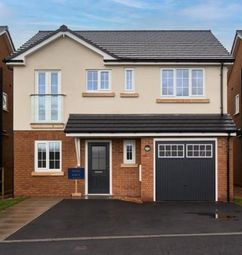 Thumbnail 4 bed detached house for sale in The Pembroke, Summerhill Farm, Drovers Lane, Caerwys