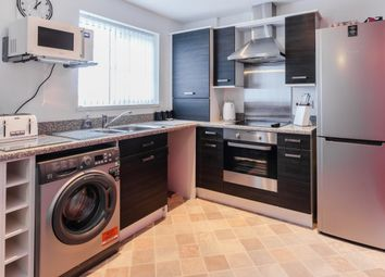Thumbnail 2 bed flat for sale in Acklington Court, Ashington, Northumberland